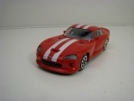 Dodge Viper GTS Coupé Red 1:43 Bburago